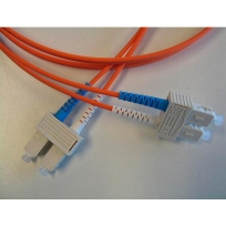 Patchkabel SC-SC duplex multimode 62,5/125 2M