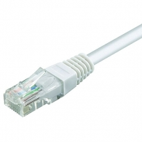 Patch kabel UTP CAT6 hvid - 2 meter