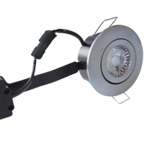 LED spot 6W 35° børstet 3000K 33mm. - Type: 3512