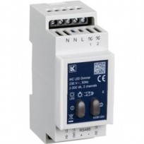 LK IHC LED Dimmer 2 kanal DIN 36mm
