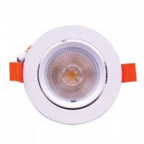 20W LED Downlight indbygnings spot, 3000K