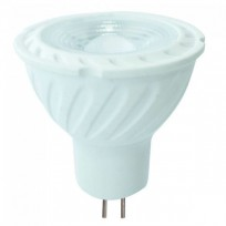 6,5W (40W) LED pære GU5,3/MR16 3000K 450Lm 38°