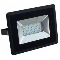 20W LED projektør 4000K 1700Lm sort
