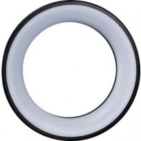 Designer LED-lampe O-Ring 300 35W/830 Antracit
