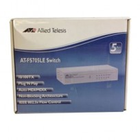 Allied Telesis 5 Port Fast Ethernet Switch AT-FS70