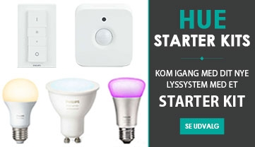 Philips Hue Starter Kits